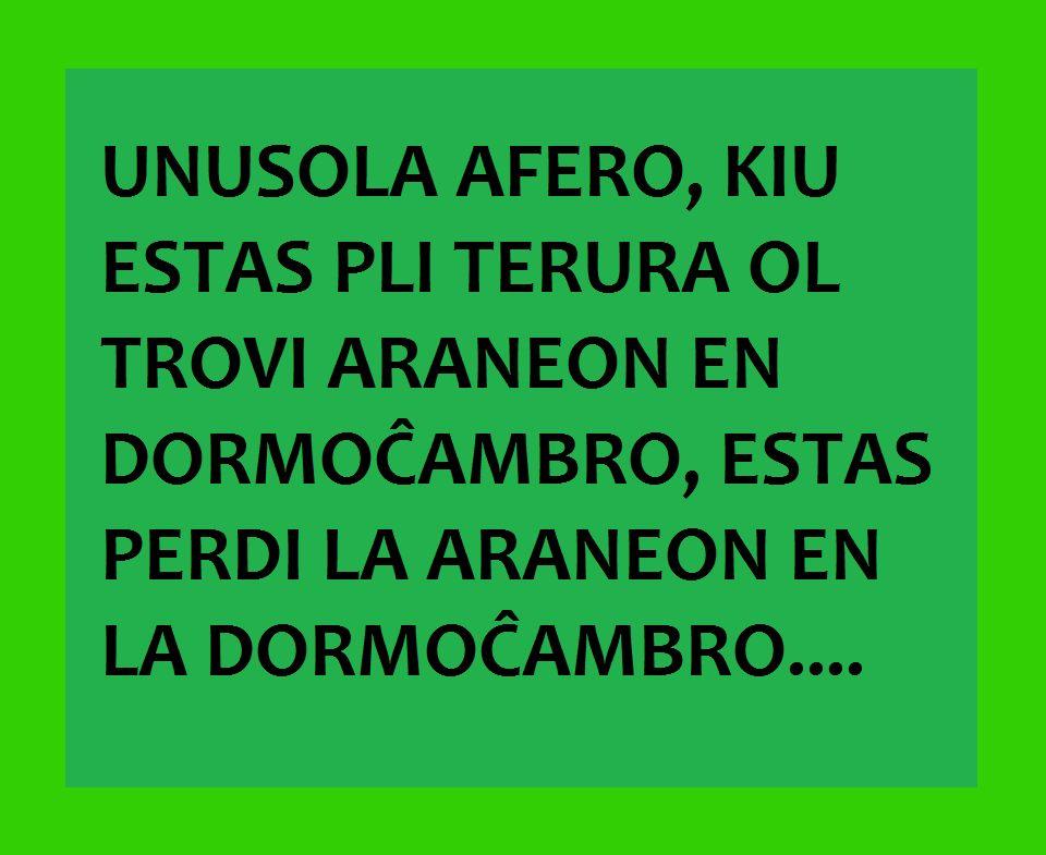 ARANEO3